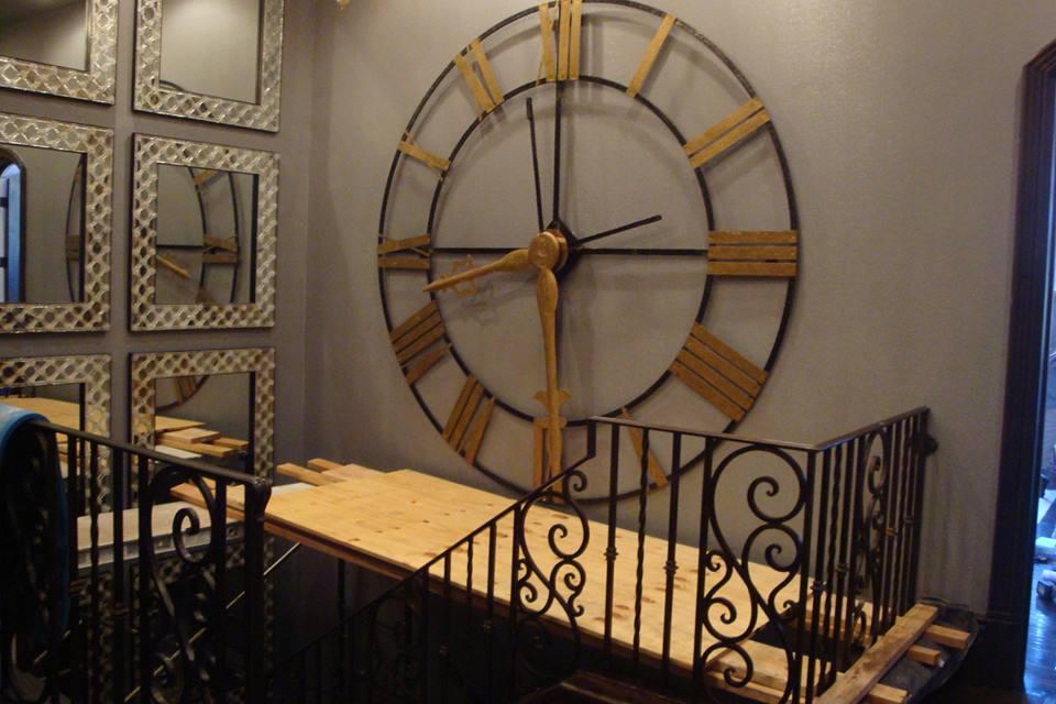 Indoor Tower Clock